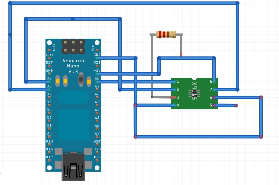 Arduino-interface-with-DigitalPotentiometer-x9c103s-TechnoElectronics44