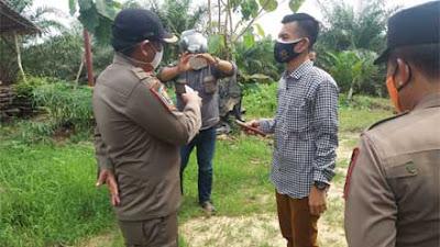 Viral, DPMPTSP dan Satpol PP Muba Geruduk Usaha Ternak Ayam di Desa Sidorejo