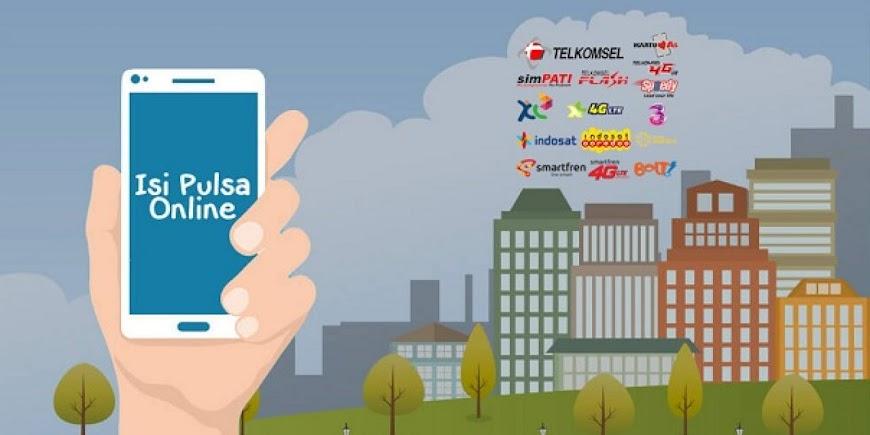Peluang Bisnis Pulsa Online Dan Analisanya
