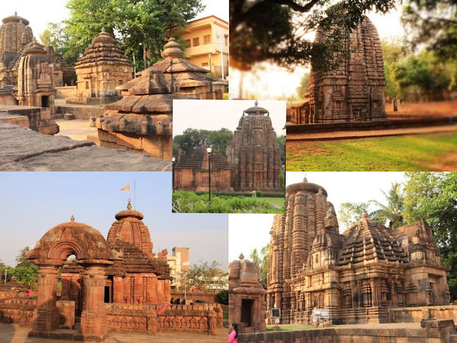 famous temples of bhubaneswar