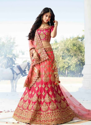 Stunning-indian-bridal-lehenga-choli-designs-that-bride-must-have-9