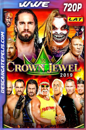 WWE Crown Jewel (2019) HD 720p Latino