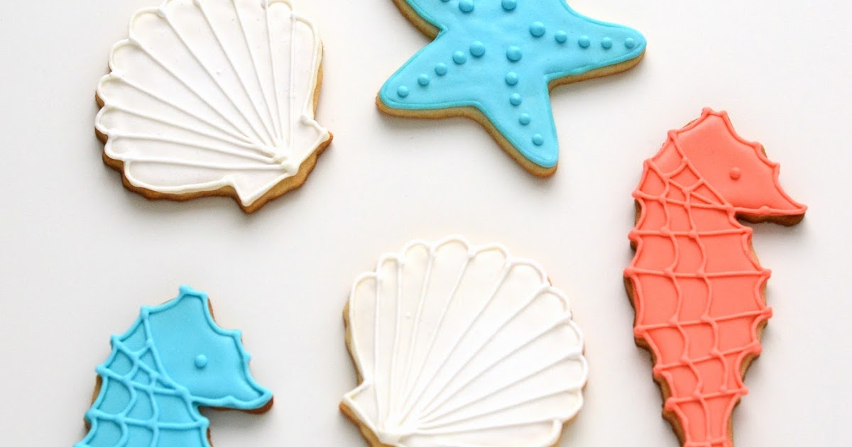 how to make starfish cookies