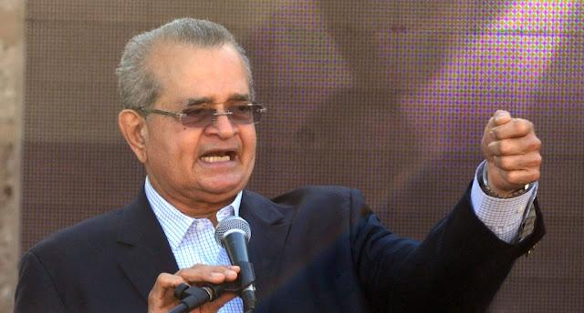 Franklin Almeyda acusa a Peralta de haber secuestrado la cúpula del PLD
