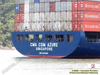 CMA CGM Azure