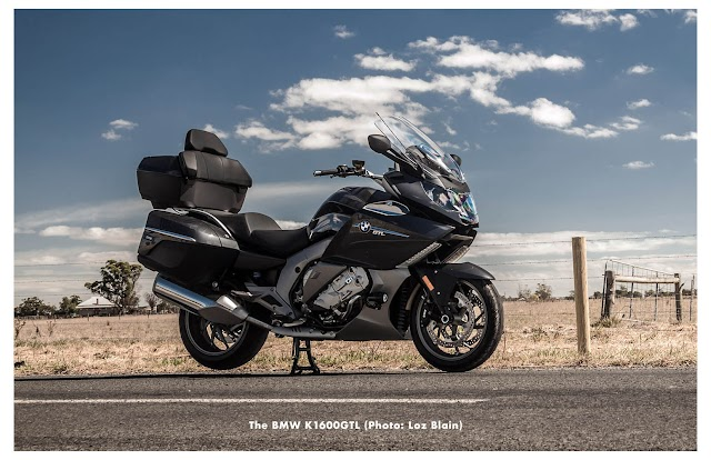 BMW K1600gtl Problems by User Experience