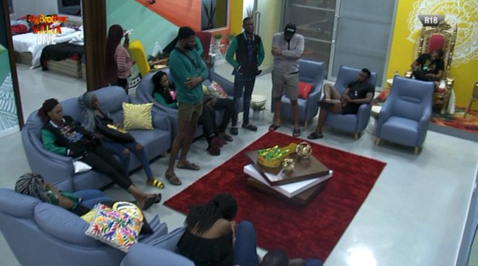 Bbnaija: Jeff, Omashola, Mike, And Tacha Have Been Nominated For Eviction