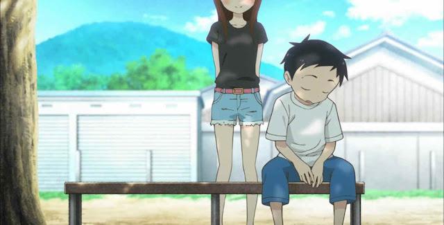 Karakai Jouzu no Takagi-san Season 2 - Episode 2