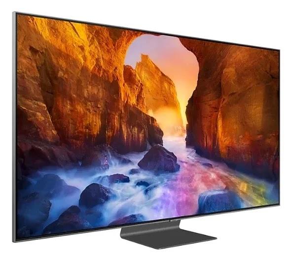 تلفزيون Q90R QLED من سامسونج