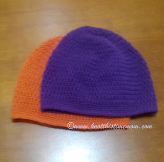 Plain and Easy Slouch Beanie