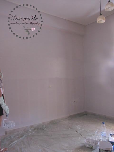 Συμβουλές για να βάψεις μόνος σου τους τοίχους,
