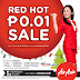 AirAsia Red Hot Sale