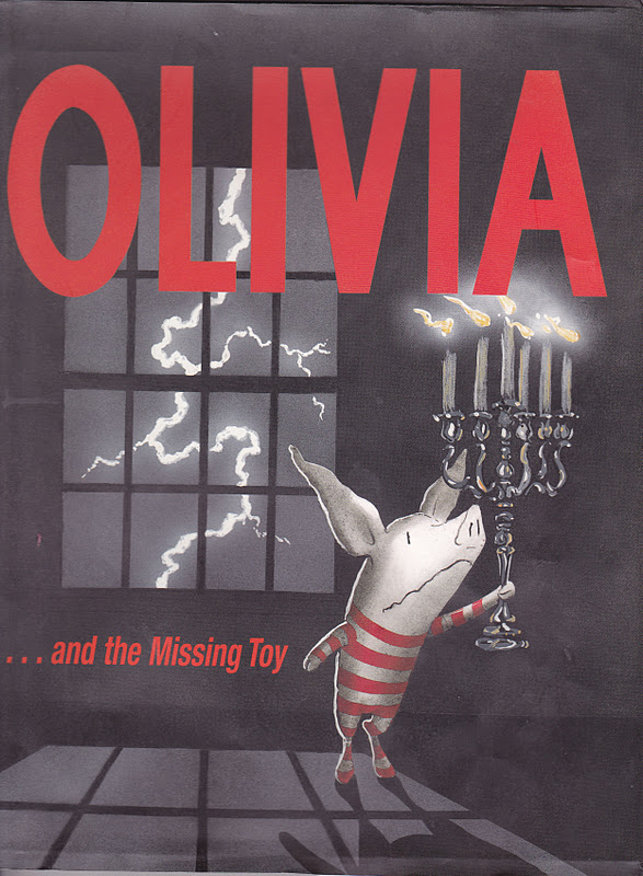 the marlowe bookshelf olivia and the missing toy