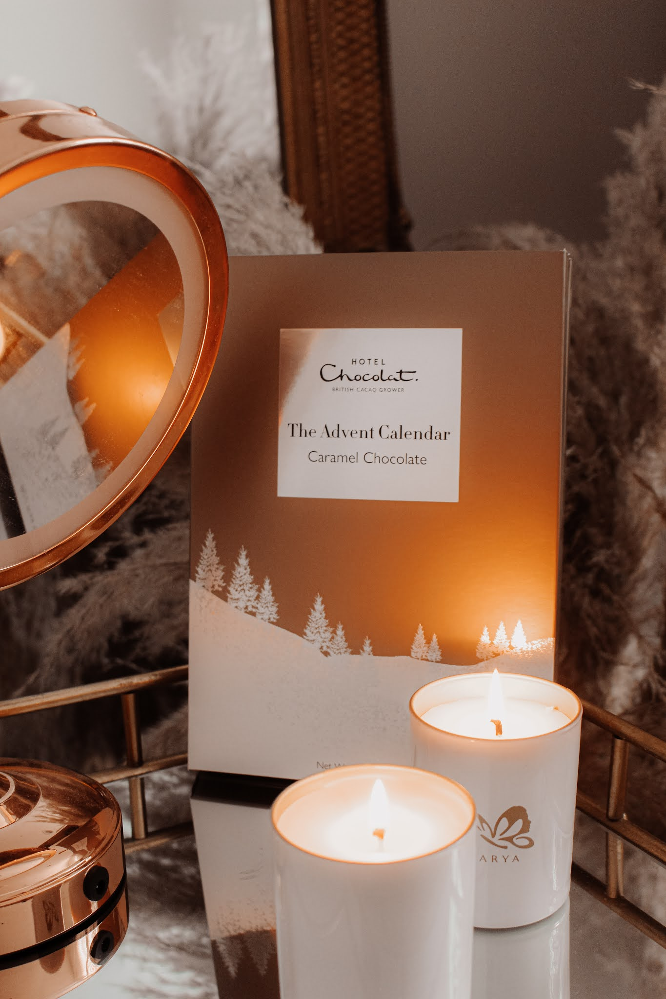 Hotel Chocolat Giveaway November 2020 Christmas Advent Calendar