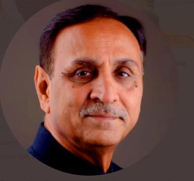 ಗುಜರಾತ್ ಮುಖ್ಯಮಂತ್ರಿ ವಿಜಯ್ ರೂಪಾನಿ ರಾಜೀನಾಮೆ