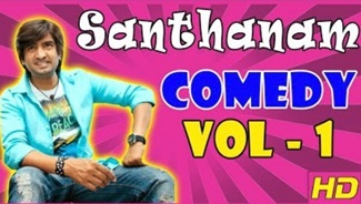 Santhanam Comedy Scenes | Vol 1 | Arya | Nayanthara | Simbu | Raja Rani | Osthi | Tamil Comedy