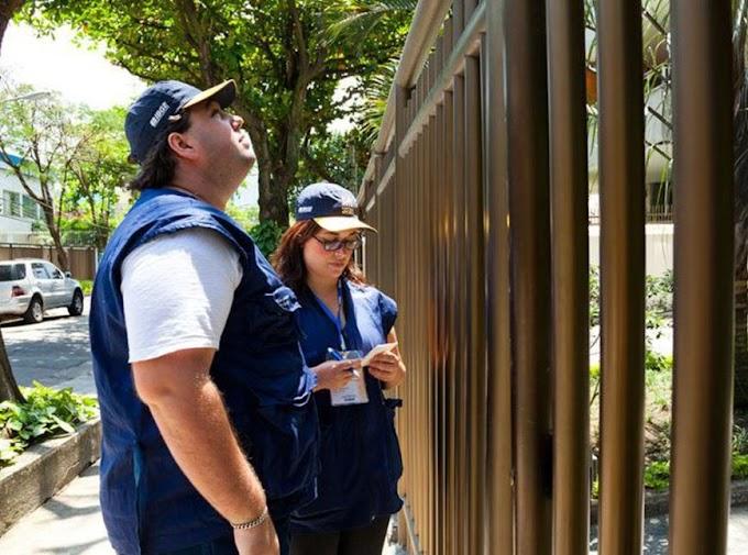 IBGE abre inscrições para 180 mil vagas de recenseador a partir desta terça-feira