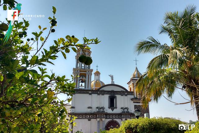 Parroquía San Miguel Comala