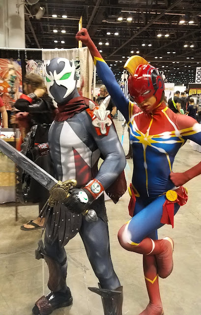 James J  Caterino : Megacon 2019 Pics