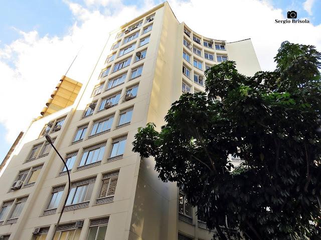 Vista ampla do Edifício Jaçatuba - República - São Paulo