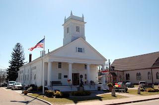 Franklin Historical Museum, 80 West Central St