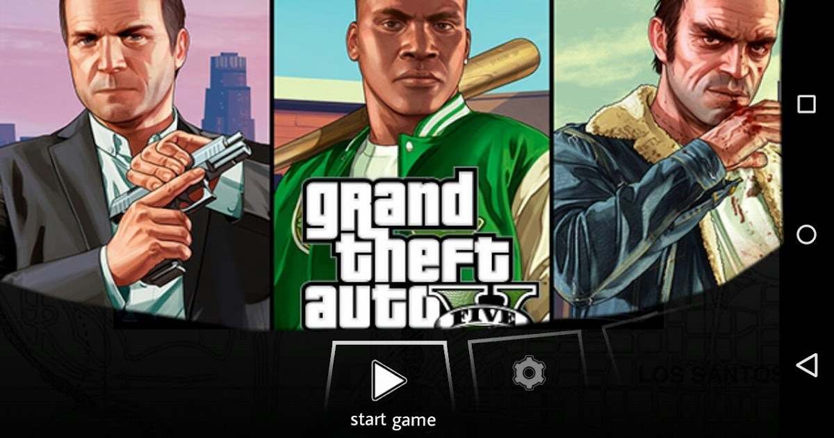 Gta san andreas apk + data free download for android revdl