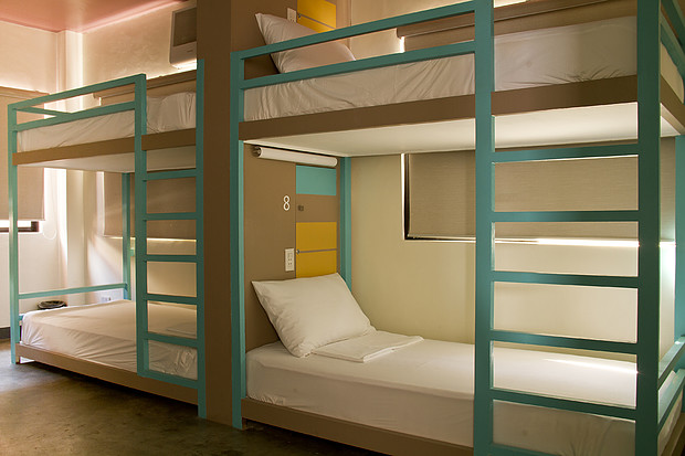 Marvelous Dorm Rooms in Boracay Hostels