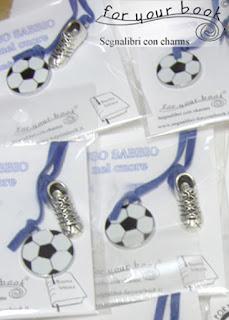 regalini squadra calcio pallone