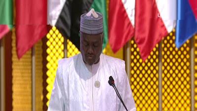 رئيس مفوضية الاتحاد الإفريقي