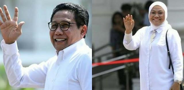 Dua Calon Menteri PKB Pernah Digarap KPK