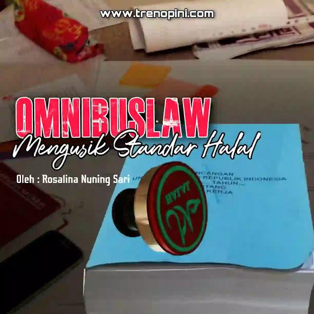Majelis Ulama Indonesia (MUI) merupakan salah satu badan yang menerbitkan sertifikat halal namun kini Undang-Undang Cipta Kerja memberi alternatif sertifikat halal dapat diberikan ke Badan Penyelenggara Jaminan Produk Halal (BPJPH).