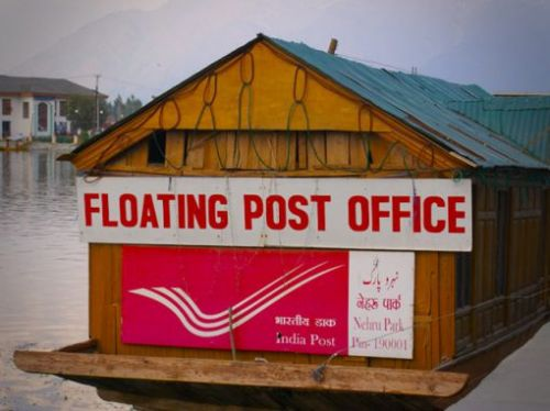 India, Fact About India, Floating Post Office