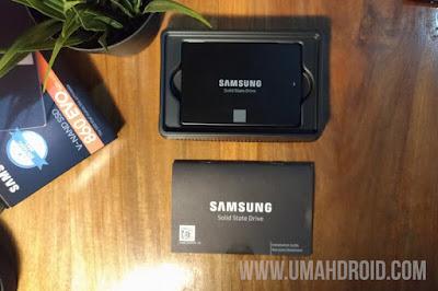 Paket Penjualan Samsung 850 EVO SSD 500GB