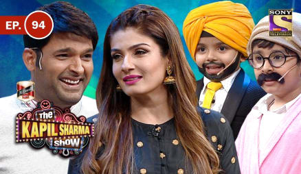 The Kapil Sharma Show 1st April - 94 Episode 266MB