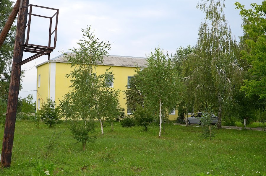 Амбулатория. Село Вересы