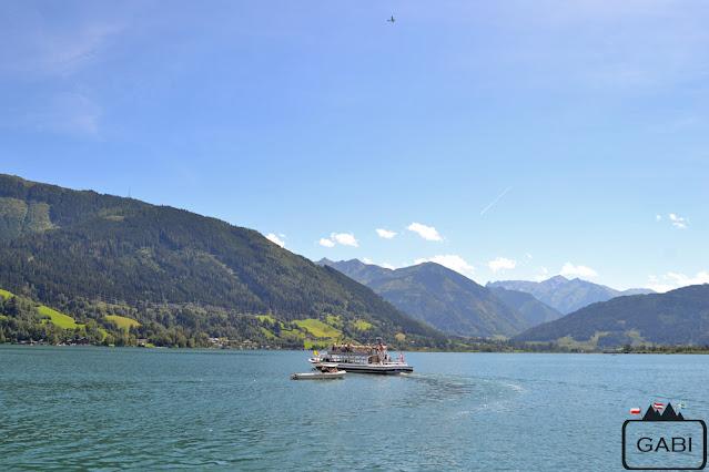 jezioro Zell am See