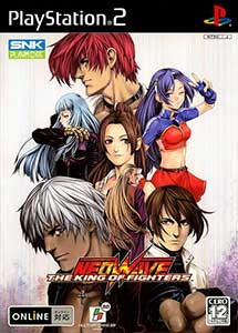 The King of Fighters NeoWave Ps2 ISO (NTSC-J) (MG-MF)