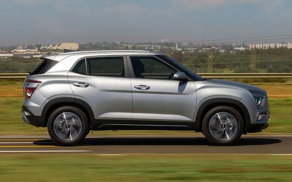 Novo Hyundai Creta 2022 - Platinum