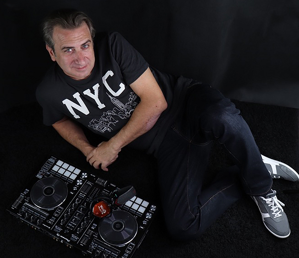 Rudy B, the DJ of the stars, from Dubai produces the new hits