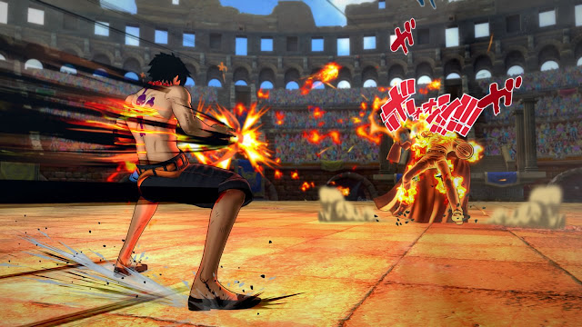 One Piece Burning Blood PC Download Full Version Gameplay