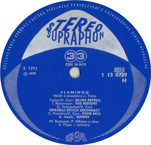 """johnkatsmc5: Flamingo """"Flamingo"""" 1970 Czechoslovakia Jazz Funk,Soul ..."""
