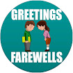greeting and farewells  in spanish
