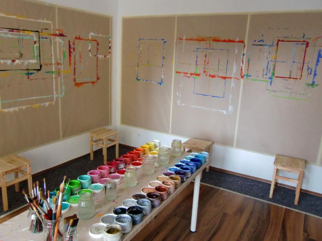 atelier envol ap peindre un rendez vous au coeur de. Black Bedroom Furniture Sets. Home Design Ideas