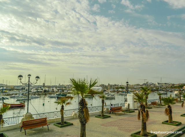 Orla marítima de Sliema, Malta