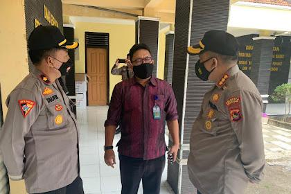Vaksin Sinovac Tiba Di Mataram, Heri Wahyudi : Perintahkan Jaga Ketat 24 Jam