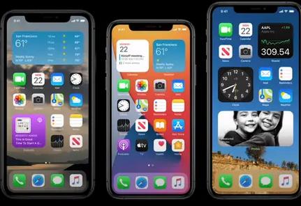 إليك قائمة iPhone المتوافقة مع iOS 14
