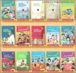 buku buku tematik kelas 4 edisi revisi 2014 kurikulum 2013