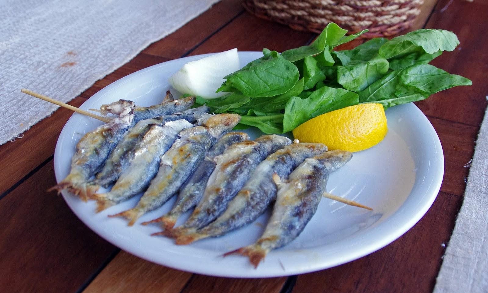 Eceabat Restaurant Dinner Seafood