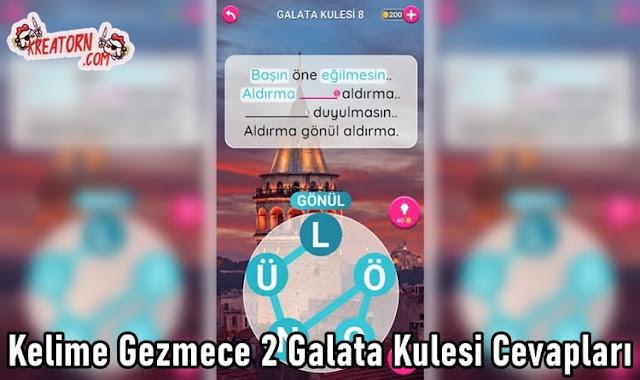 Kelime-Gezmece-2-Galata-Kulesi-Cevaplari