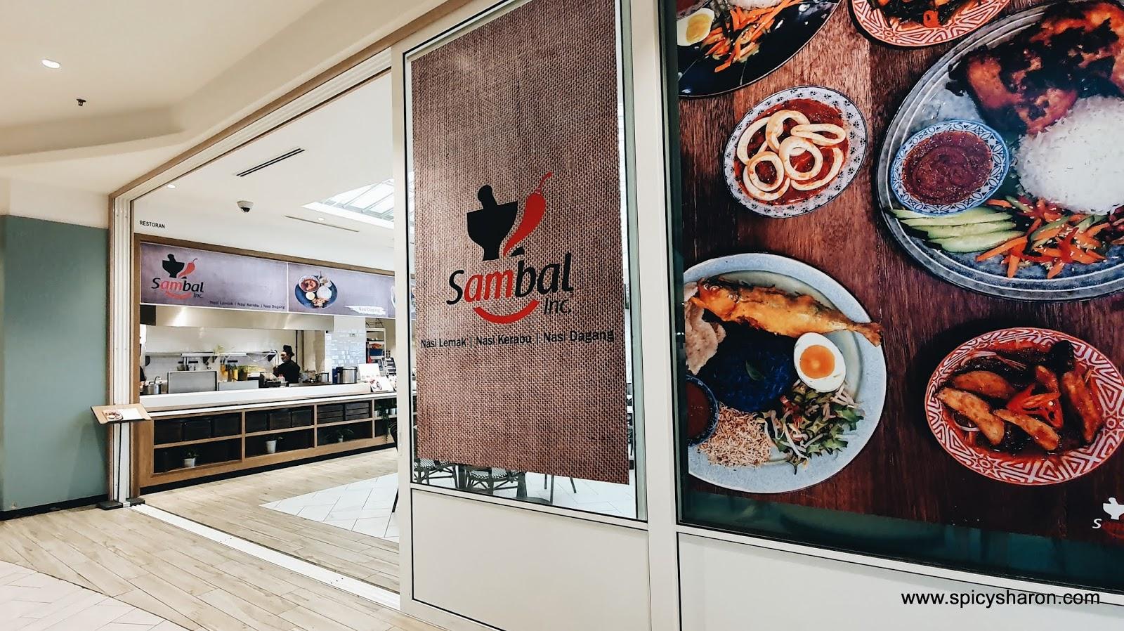 sambal inc the starling mall pj
